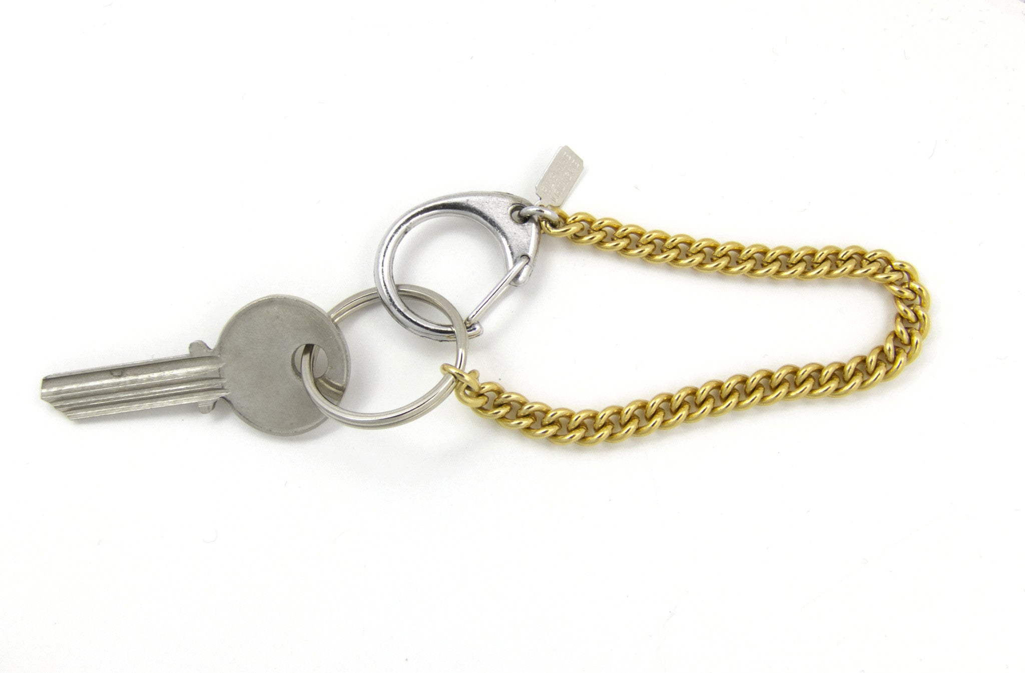 Curb Key Chain