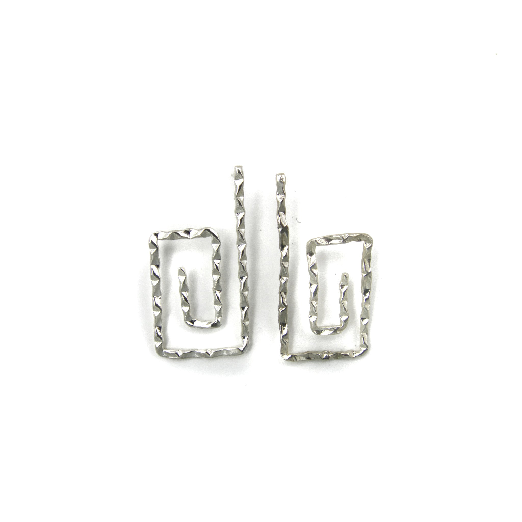 Long Patera Earrings