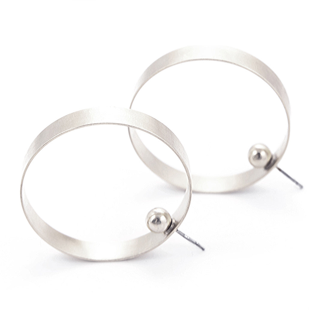 Large Side Hoops