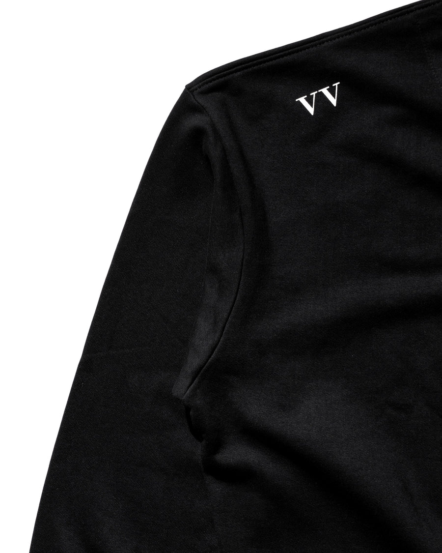 VV Sweatshirt - Midnight Black