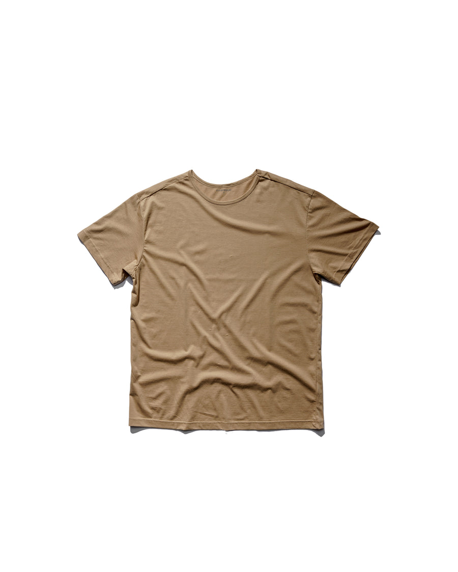 Box Fit Tee - Desert Brown