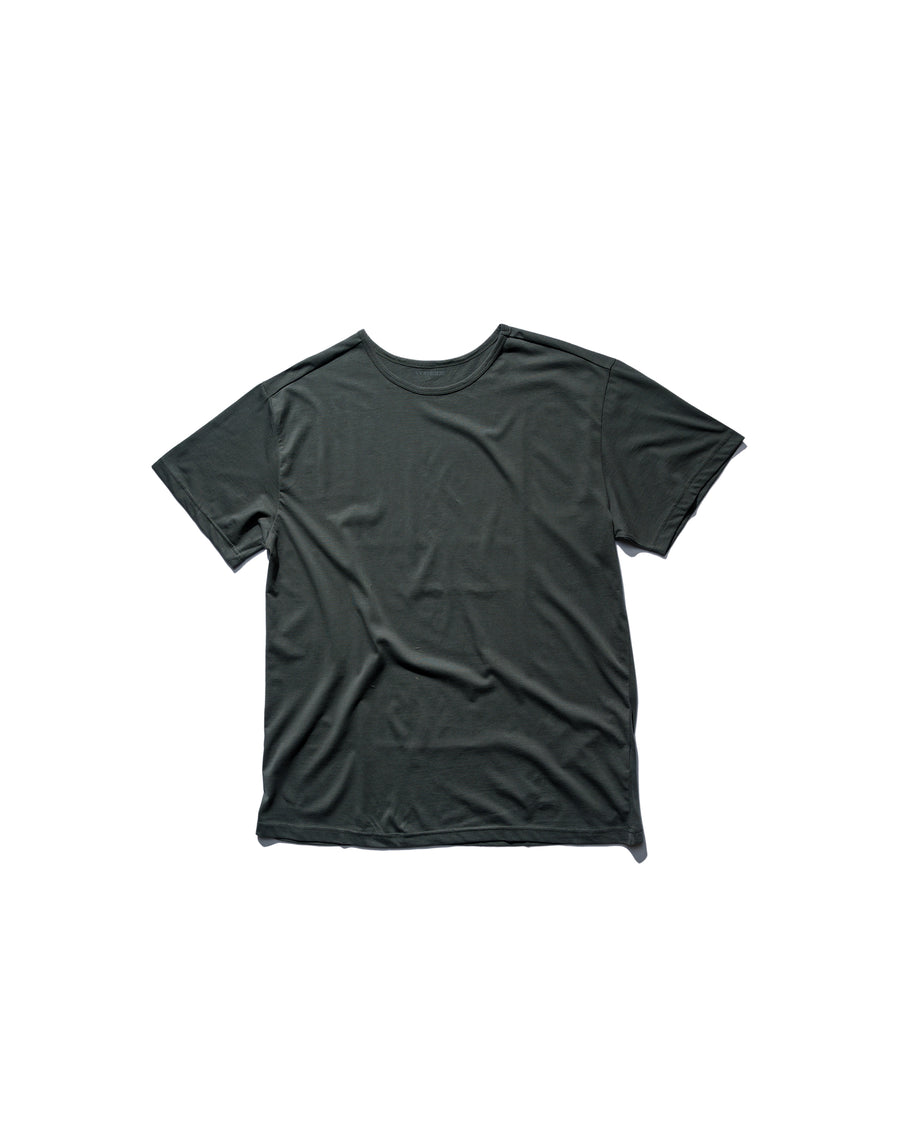 Box Fit Tee - Agave Green