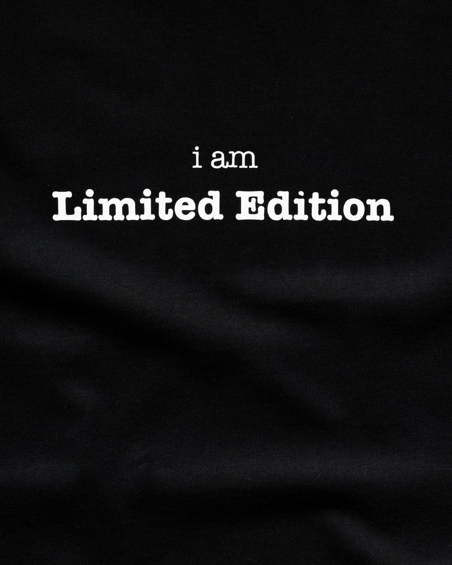 I am Limited Edition Tee - Midnight Black