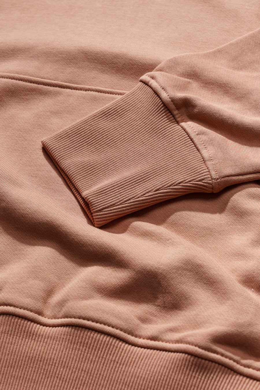 Rent Due Sweatshirt - Salmon Pink