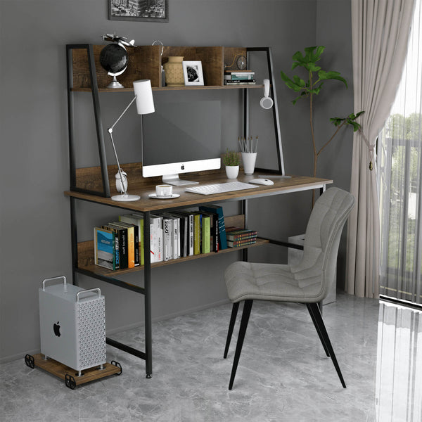 Mecor Computer Desk Study Writing Table for Home Office for Home office
