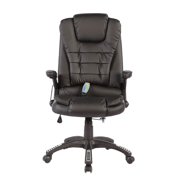 Mecor Heated Office Massage Chair, 2 Colors