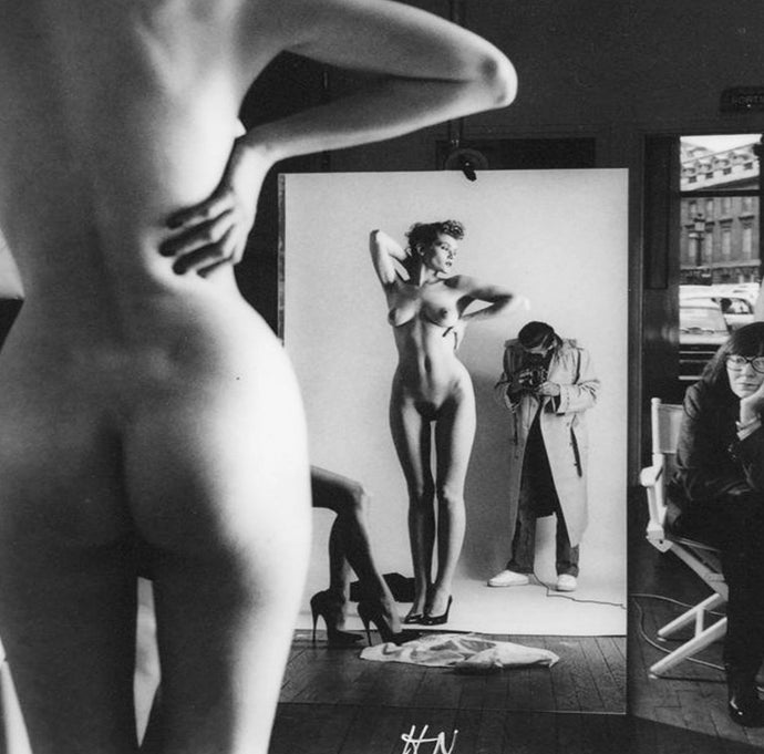 Helmut Newton - Opening Reception [MAY 4th EVENT]