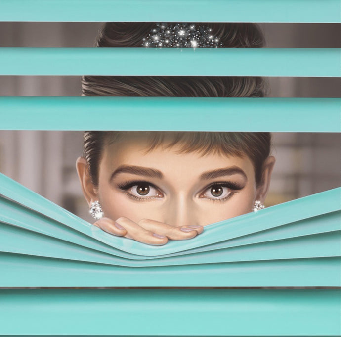 A TRIBUTE TO AUDREY HEPBURN & BREAKFAST AT TIFFANY'S [June 20 EVENT]