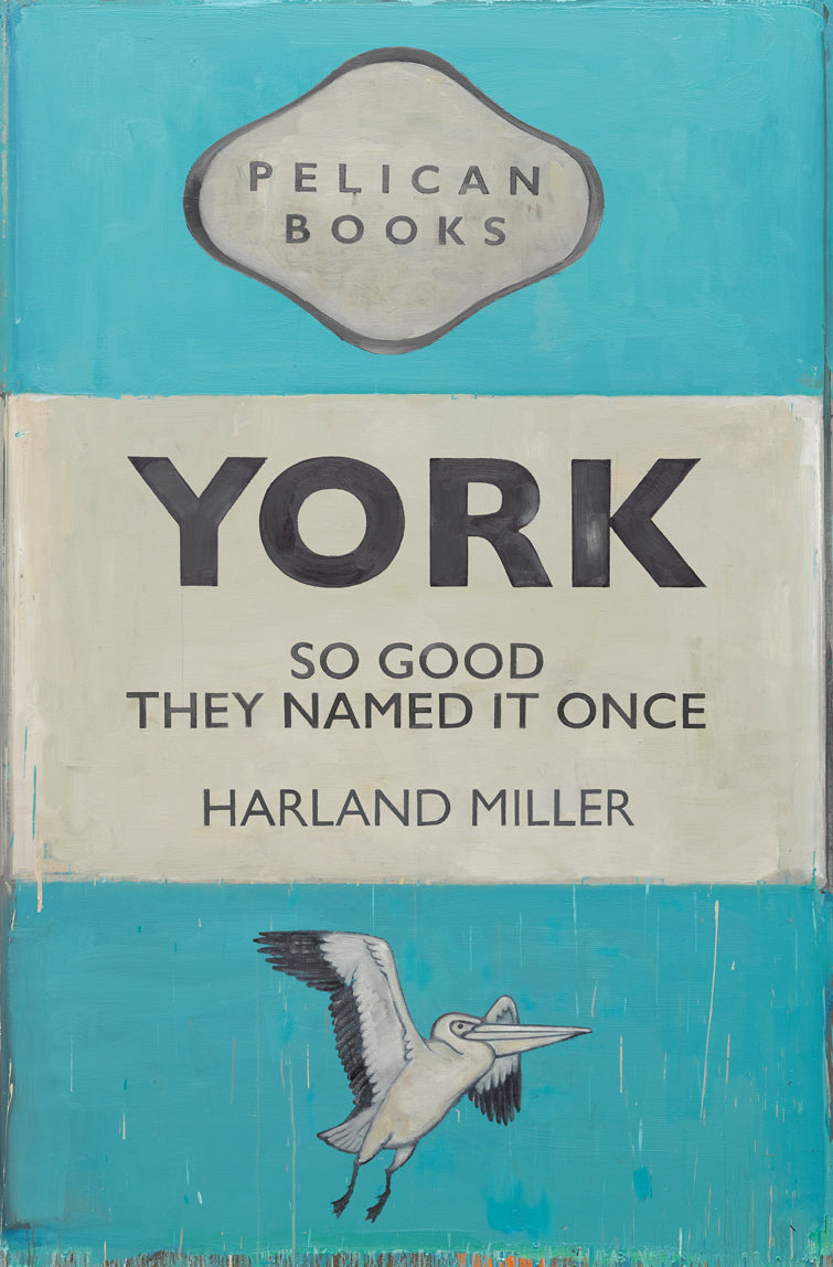 York So Good They Named It Once
