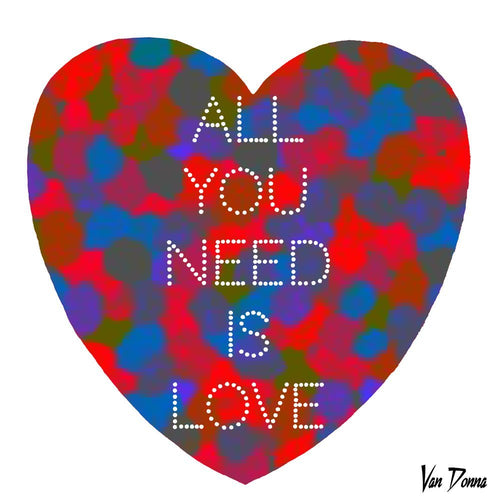 Van Donna – All You Need Is Love