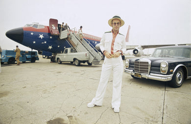 Elton John in California