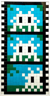 Invader Film Strip