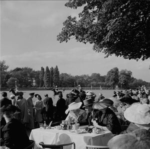 French Polo Crowd