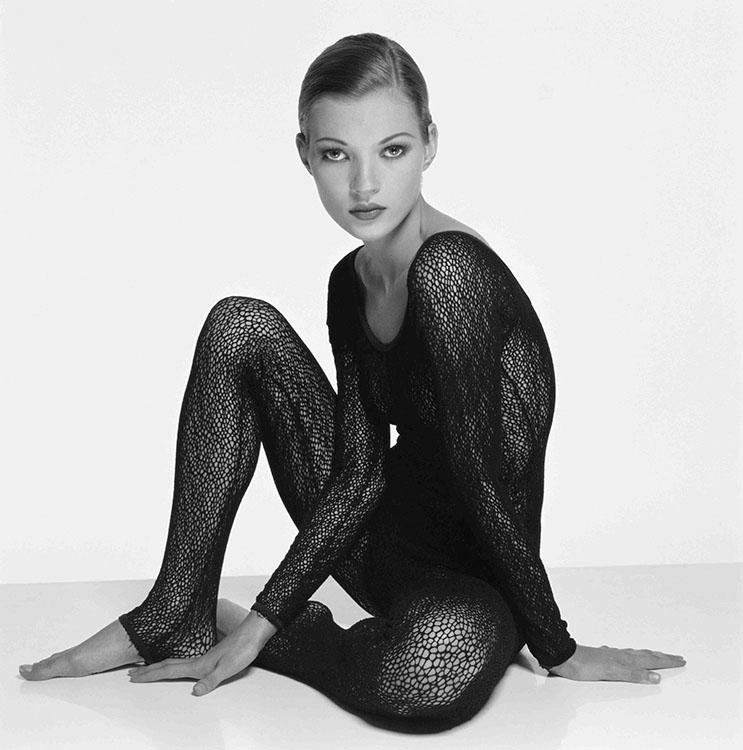 Co-Signed Kate Moss Unitard