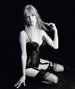 Co-Signed Marianne Faithfull, 1964