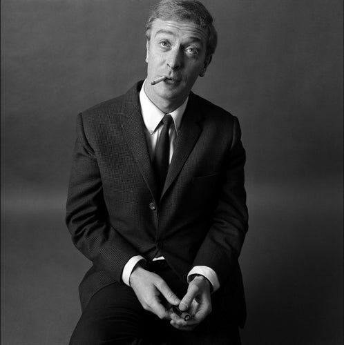 MICHAEL CAINE SMOKING