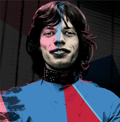 MICK JAGGER BOLT