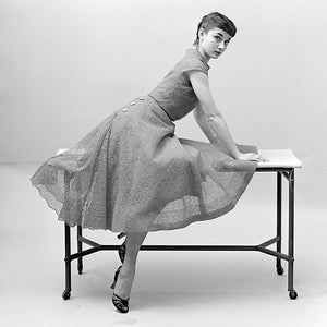 Audrey Hepburn Table