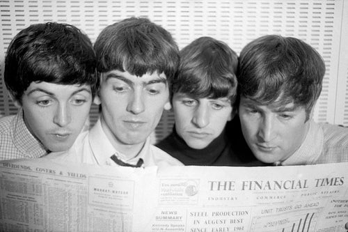 The Beatles Paper