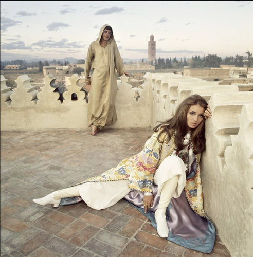 Paul and Talitha Getty