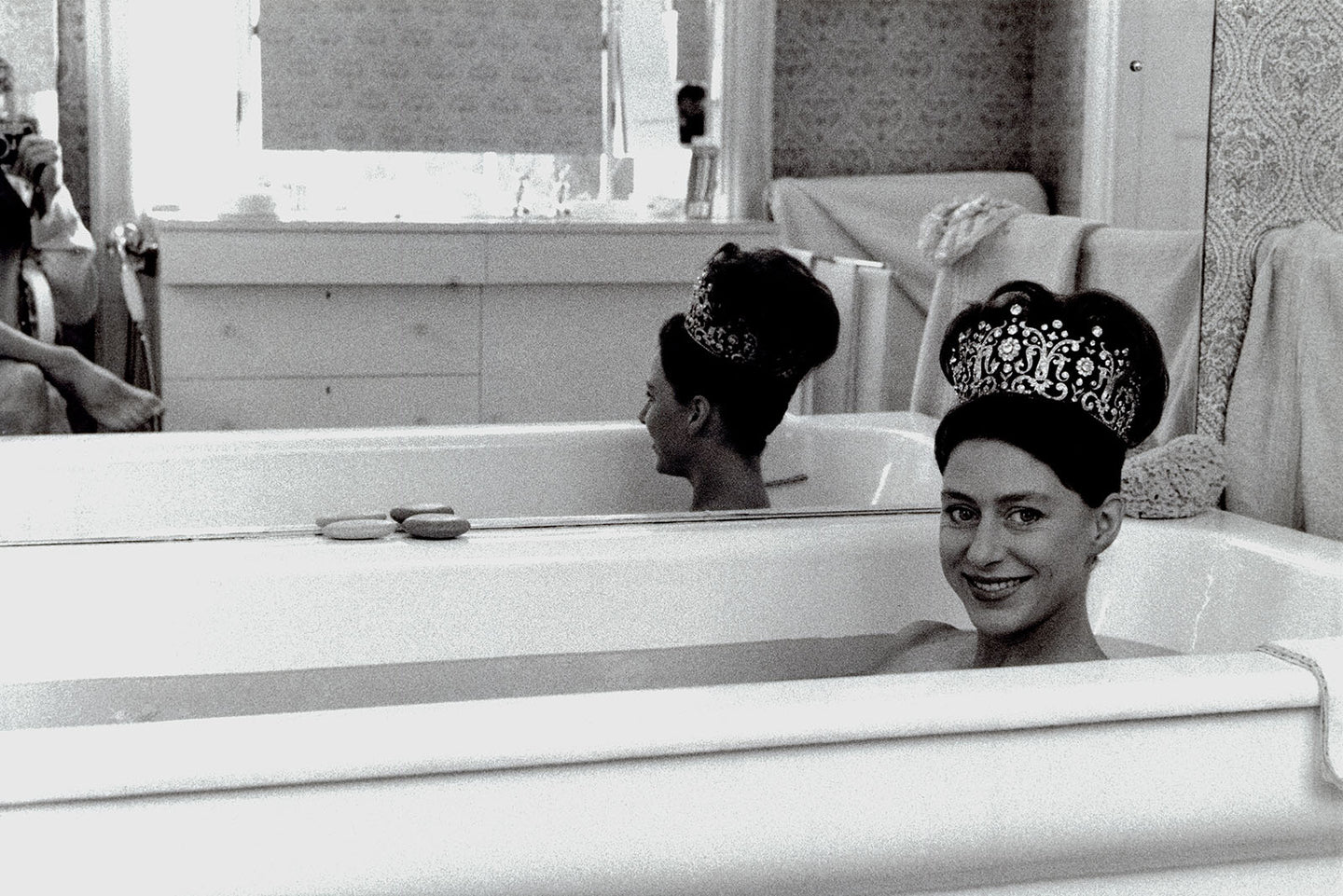 Princess Margaret dip in Diamonds