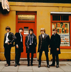 Rolling Stones Tin Pan Alley Colour