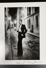 Load image into Gallery viewer, Rue Aubriot I 'YSL' 1975 (Hand Signed)