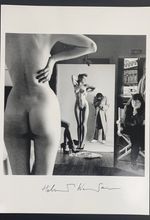 Load image into Gallery viewer, Self Portrait with Models and June (Hand Signed)