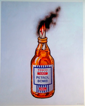 Load image into Gallery viewer, Tesco Petrol Bomb, 2011