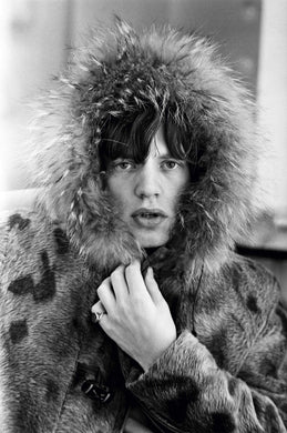 Mick's Parka Mouth Open
