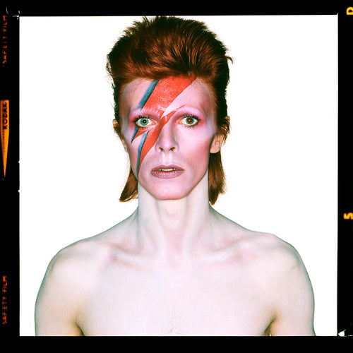 DAVID BOWIE EYES OPEN ALADDIN SANE
