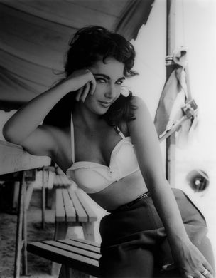 Elizabeth Taylor onset Giant