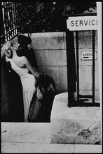 Load image into Gallery viewer, French Vogue - Kiss in the Stairwell