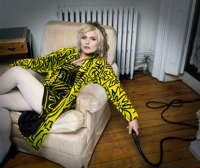 Debbie Harry at Home