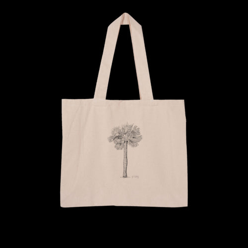 Tote Bag Palm by Sejj Large et Organic
