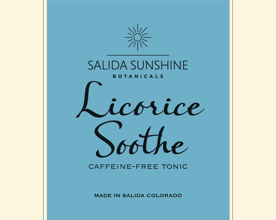 Licorice Soothe Tonic