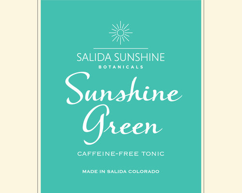 Sunshine Green Tonic