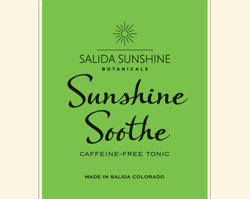 Sunshine Soothe Tonic