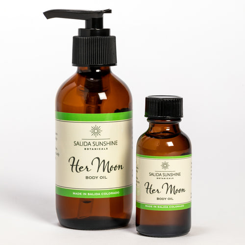 Her Moon Body Oil