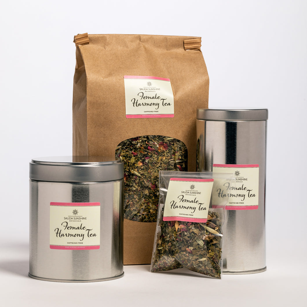 Female Harmony Tea
