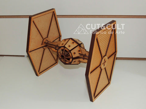 Nave Tie Fighter Star Wars