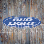 Quadro Bud Light - 20x20