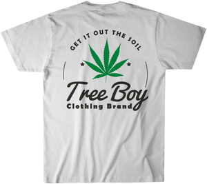 GET IT OUT THE SOIL T-SHIRT
