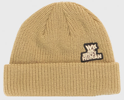 We Are Simply Human Beanie