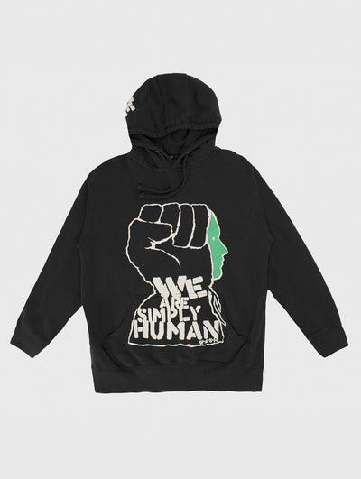We Stand Hooded Sweatshirt