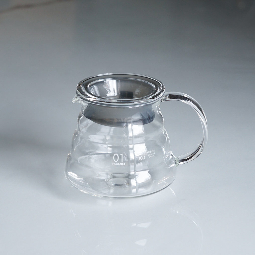 HARIO V60 COFFEE SERVER  360 CLEAR