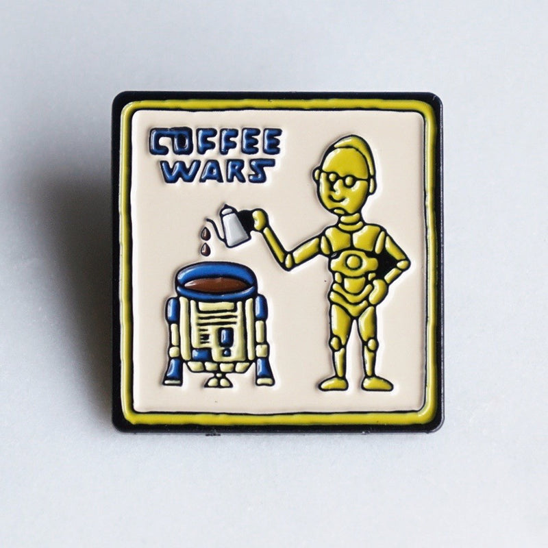 Pin Badge【COFFEE WARS】