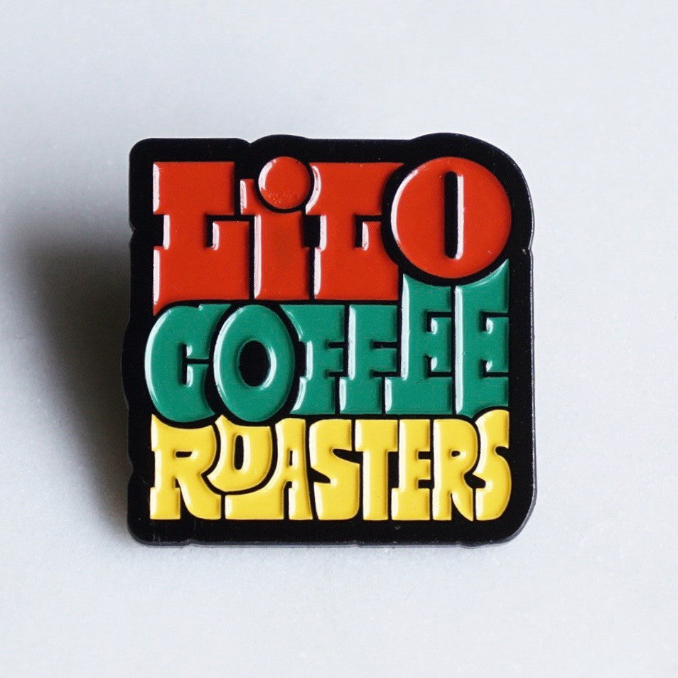 Pin Badge【LCR logo square】