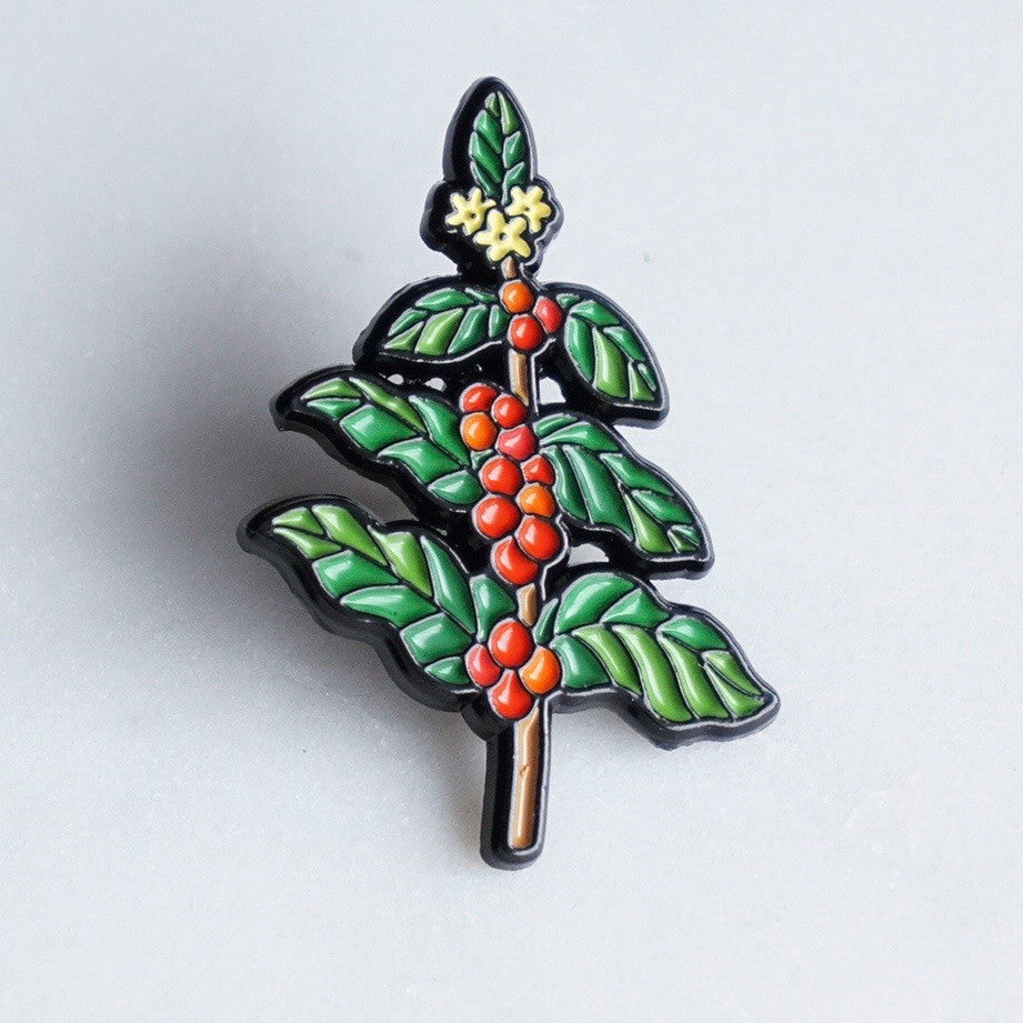 Pin Badge【Coffea】
