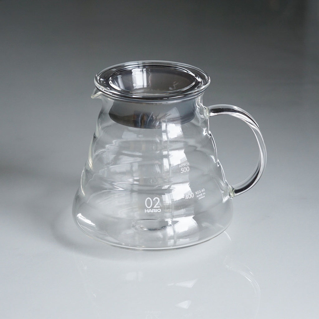 HARIO V60 COFFEE SERVER  600 CLEAR